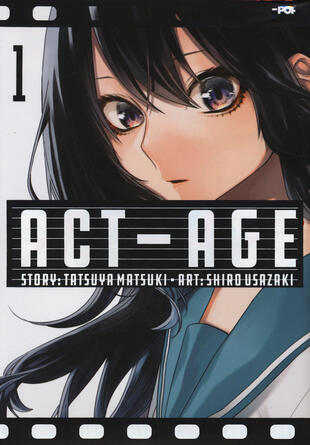 copertina Act-age. Vol. 1
