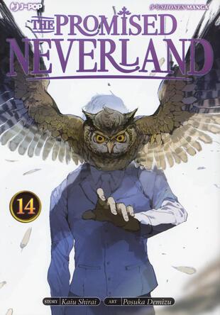 copertina The promised Neverland. Vol. 14