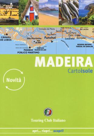 copertina Madeira