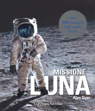 copertina Missione Luna
