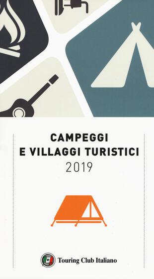 copertina Campeggi e villaggi turistici 2019