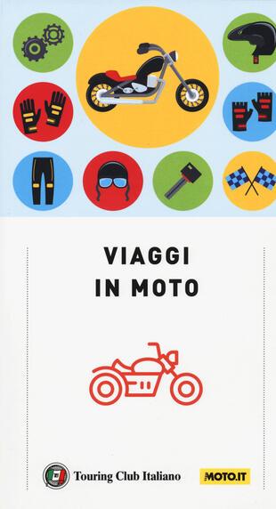 copertina Viaggi in moto