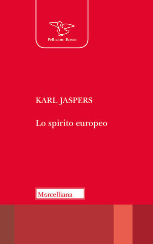copertina Lo spirito europeo