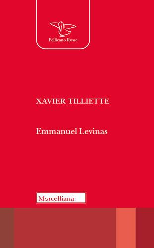 copertina Emmanuel Lévinas