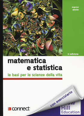 Matematica e statistica. Le basi per le scienze della vita + connect (bundle). Con Contenuto digitale per download e accesso on line