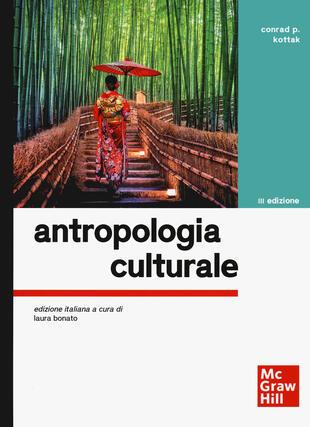 copertina Antropologia culturale