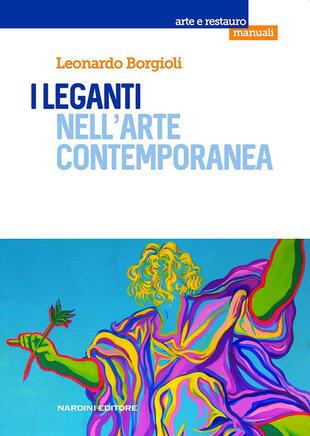 copertina I leganti nell'arte contemporanea