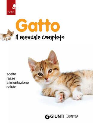 copertina Gatto. Il manuale completo
