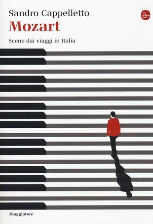 copertina Mozart. Scene dai viaggi in Italia