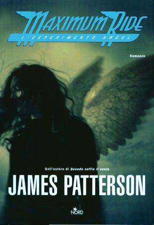 copertina MAXIMUM RIDE: L'ESPERIMENTO ANGEL