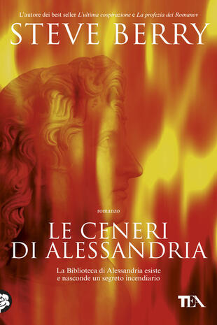 copertina Le ceneri di Alessandria