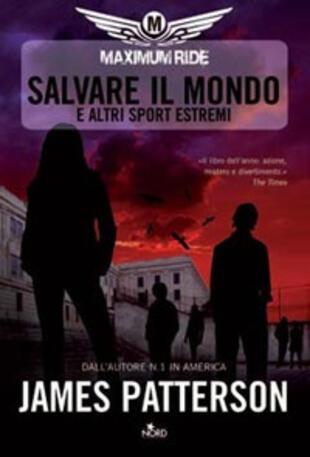 copertina Salvare il mondo e altri sport estremi