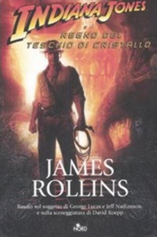 copertina Indiana Jones e il regno del teschio di cristallo