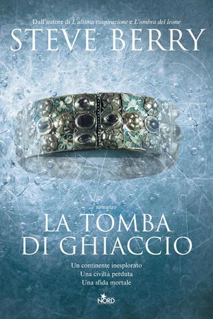 copertina La tomba di ghiaccio