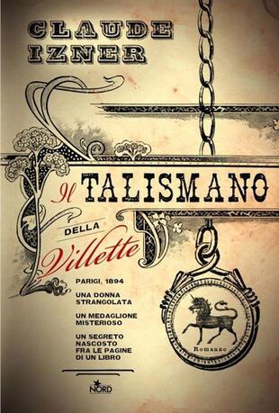 copertina Il talismano della Villette