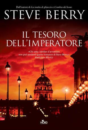 copertina Il tesoro dell'imperatore