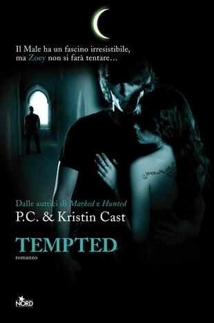 copertina Tempted