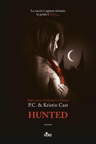 copertina Hunted