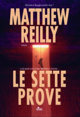 copertina Le sette prove
