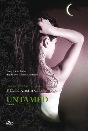copertina Untamed