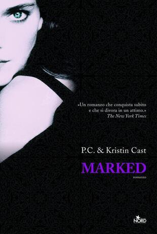 copertina Marked