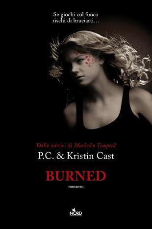 copertina Burned