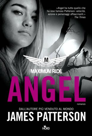 copertina MAXIMUM RIDE: ANGEL