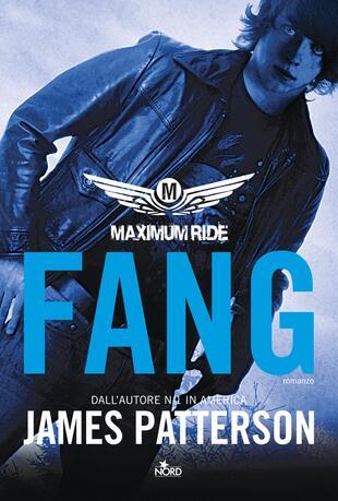 copertina Maximum Ride: Fang