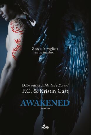 copertina Awakened