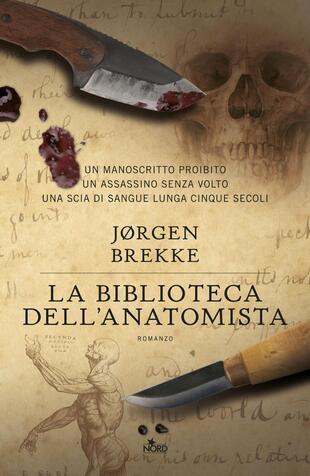 copertina La biblioteca dell'anatomista