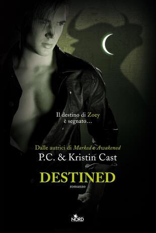 copertina Destined