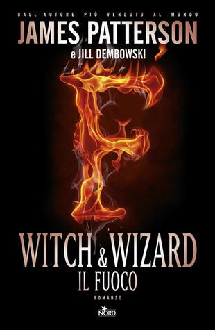 copertina Witch & wizard - Il fuoco