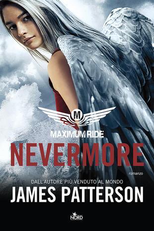 copertina Maximum Ride: Nevermore
