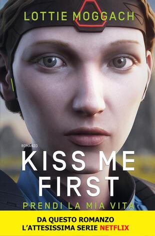 copertina Kiss me first