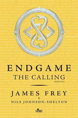 copertina Endgame. The Calling