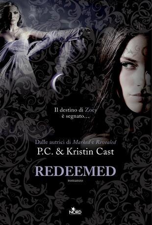 copertina Redeemed