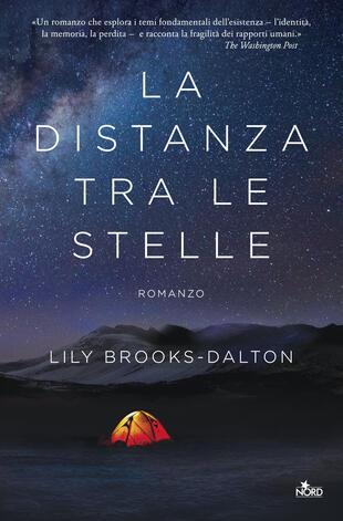 copertina La distanza tra le stelle
