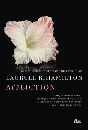 copertina Affliction