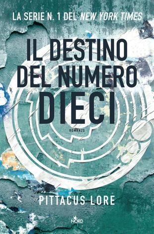 copertina Il destino del Numero Dieci (Il)