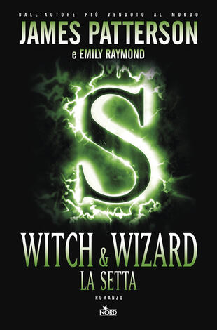 copertina Witch & wizard - La setta