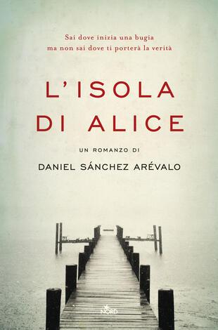 copertina L'isola di Alice