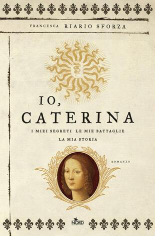 copertina Io, Caterina