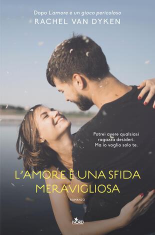 copertina L'amore è una sfida meravigliosa