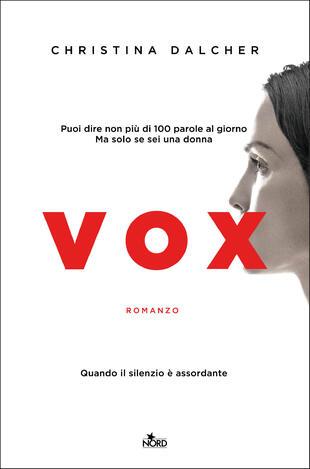 copertina Vox - Edizione italiana