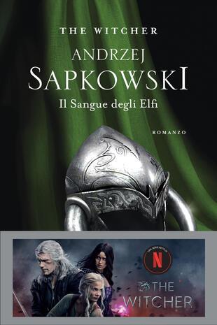 copertina Il Sangue degli Elfi
