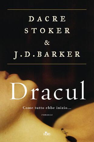 copertina Dracul - Edizione italiana