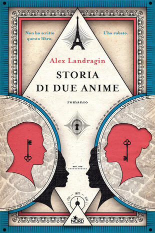 copertina Storia di due anime