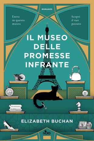 copertina Il museo delle promesse infrante