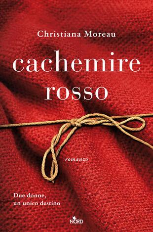 copertina Cachemire rosso