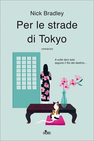copertina Per le strade di Tokyo